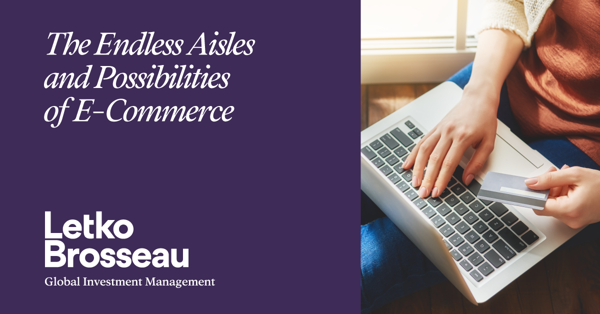 The Endless Aisles and Possibilities of E-Commerce