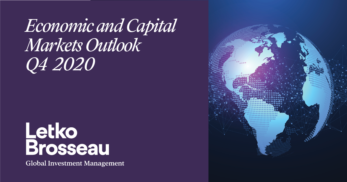 Economic and Capital Markets Outlook – Q4 2020