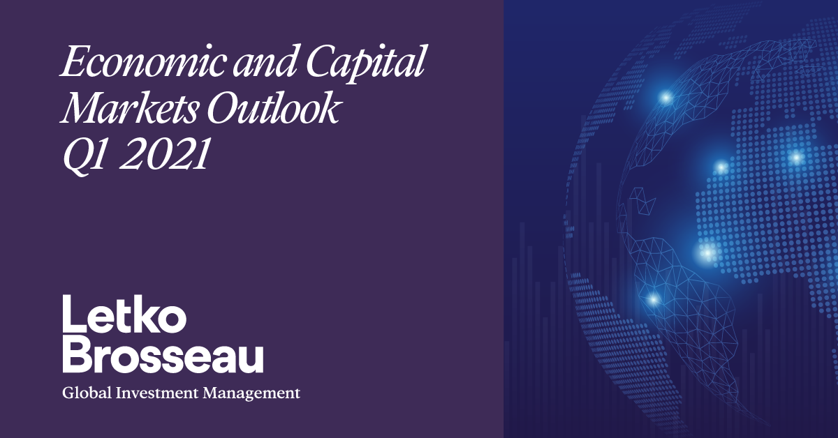 Economic and Capital Markets Outlook – Q1 2021