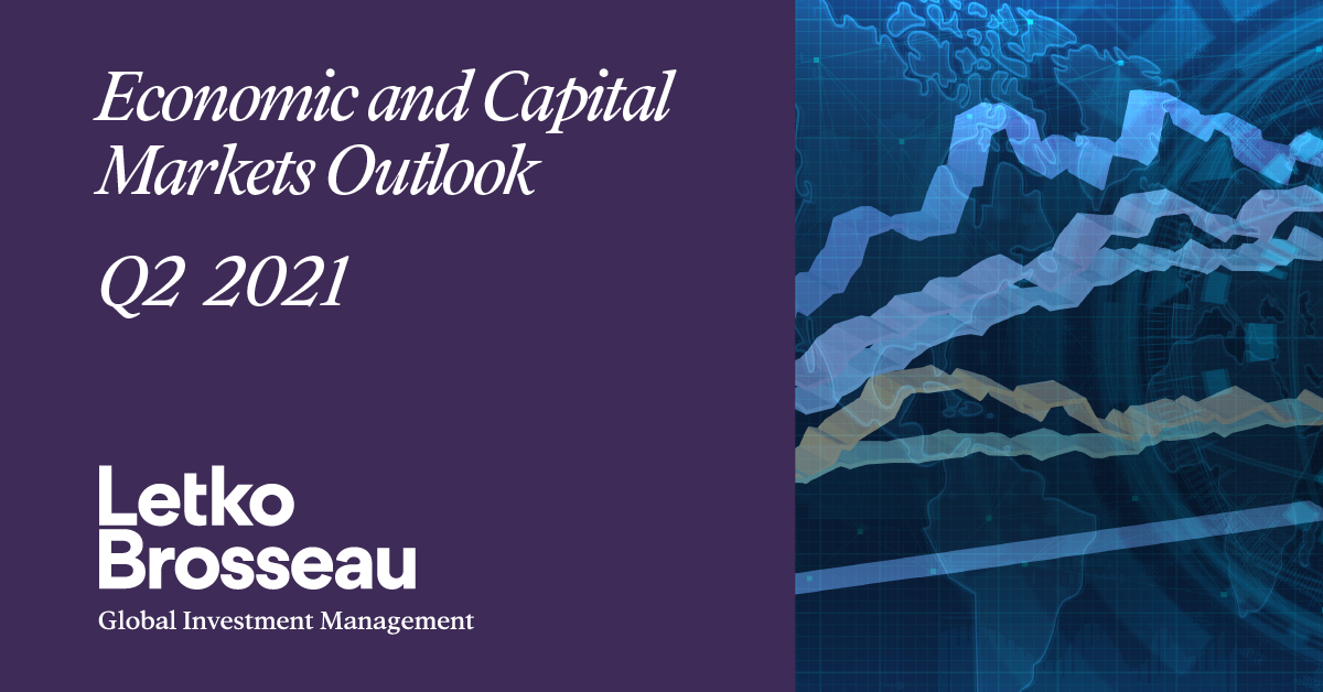 Economic and Capital Markets Outlook – Q2 2021
